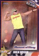2013 TNA Impact Glory Wrestling Cards (Tristar) Hulk Hogan 2