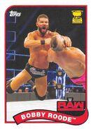 2018 WWE Heritage Wrestling Cards (Topps) Bobby Roode 14