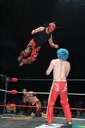 CMLL Martes Arena Mexico (January 15, 2019) 14
