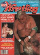 Inside Wrestling - April 1986