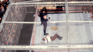 Mankind vs The Undertaker Hell in a Cell Match King of the Ring 1998 20