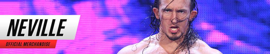 Neville - WWE Merchandise Banner