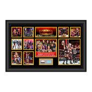The IIconics WrestleMania 35 Signed Commemorative Plaque