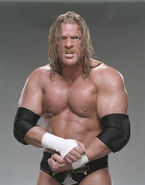 WWE-Triple-H Body shape