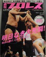 Weekly Pro Wrestling 1219