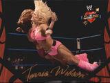 2004 WWE Divas 2005 (Fleer) Torrie Wilson (No.47)