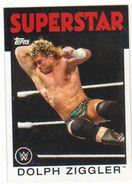 2016 WWE Heritage Wrestling Cards (Topps) Dolph Ziggler 13