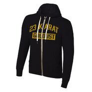 Goldust 23 Karat Lightweight Hoodie Sweatshirt