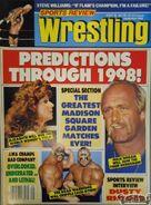 Sports Review Wrestling - September 1988
