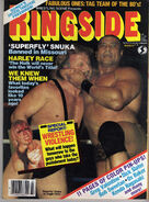 Wrestling Ringside - March 1984