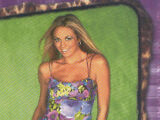 2002 WWE Absolute Divas (Fleer) Stacy Keibler (No.6)