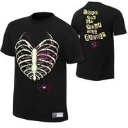 AJ Lee Til Your Last Breath T-Shirt