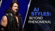 AJ Styles Beyond Phenomenal