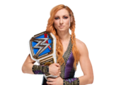 Becky Lynch SD Womens Champion