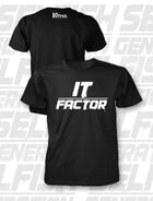 Bobby Roode It Factor T-Shirt