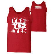 Daniel Bryan YES YES YES Tank Top
