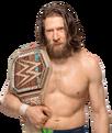 Daniel Bryan hemp title