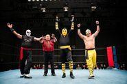 Estrella Executive Committee-Stardom-Tokyo Gurentai Produce Lucha Libre Estrella Fiesta 11