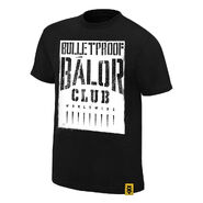Finn Bálor Bulletproof Bálor Club Authentic T-Shirt