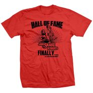 Jake Roberts Finally T-Shirt