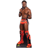 Kofi Kingston Standee