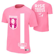 Santino Rise Above Cancer Shirt