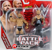 WWE Battle Packs 46 Luke Gallows & Karl Anderson