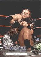 2003 WWE WrestleMania XIX (Fleer) Christian 13