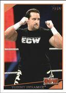 2009 WWE (Topps) Tommy Dreamer 9