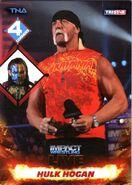 2013 TNA Impact Wrestling Live Trading Cards (Tristar) Hulk Hogan 105