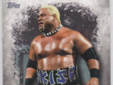 2016 Topps WWE Undisputed Wrestling Cards Rikishi (No.83)