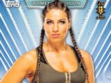 2019 WWE Women's Division (Topps) Marina Shafir (No.43)