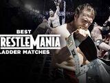 Best WrestleMania Ladder Matches