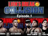 NJPW Lion's Break Collision - Episode 1