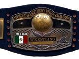 NWA World Light Heavyweight Championship
