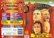 Survivor Series 1996 DVD