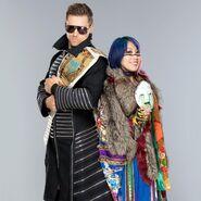 The Miz & Asuka