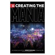 WWE Creating The Mania Book