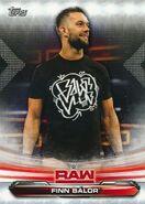 2019 WWE Raw Wrestling Cards (Topps) Finn Balor 31