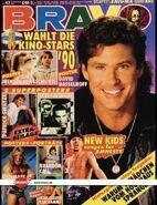 Bravo - November 15, 1990