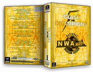 Clash of the Champions DVD cover