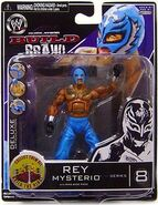 Rey Mysterio (Build N' Brawlers 8)