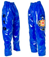 Rey Mysterio Blue Youth Replica Pants