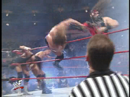 Royal Rumble 2000 Kane eliminates Val Venis