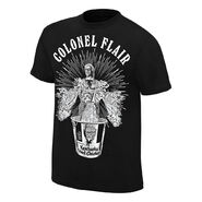 Royal Rumble 2018 KFC Colonel Flair T-Shirt
