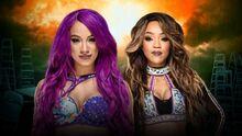 TLC 2017 Sasha Banks vs. Alicia Fox
