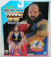 WWF Hasbro 1992 Earthquake