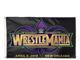 WrestleMania 34 Flag