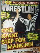 Wrestling Ringside - November 1999