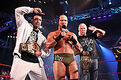 1st reign as tna world tag team champions the band